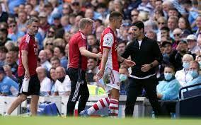 Granit Xhaka sent off as Arsenal go ...