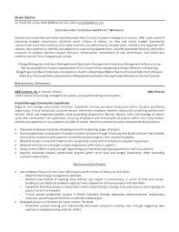 Safety Coordinator Resume Resume Examples To Print Resume Examples