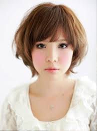 Asian Women Hair Style short hairstyle asian girl fade haircut 6139 by stevesalt.us