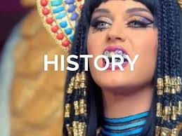 ancient egyptian makeup presented by sierra