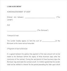 settlement offer letter template sle debt agreement free templates payment legal