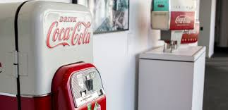 Coca Cola Touch Screen Vending Machine Gorgeous To Infinity And Beyond Innovations That Have Helped Spread The