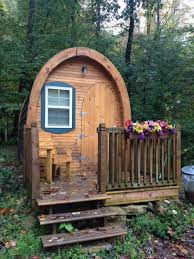 tiny house vacations. They Are Just Up The Road In Old Fort, NC Via I-40 Between Hickory And Asheville. These Little Gypsy Cabins Precious. See Original Tiny House Vacations