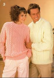 Womens mens aran sweater knitting pattern pdf ladies cable | Etsy in 2020 |  Sweater knitting patterns, Aran sweater, Sweater pattern