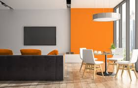 Asian Paints Colour Chart Interior Walls Put Your Best Foot Forward With Orange