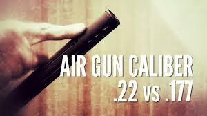 177 Air Rifle Trajectory Chart Which Pellet Should I Choose 22 Versus 177 Gamo Air Guns