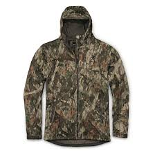 Browning Mens Hells Canyon Speed Hellfire Fm Insulated Gore Windstopper Jacket