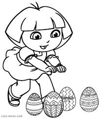 mermaid coloring pages and friends dora doraemon