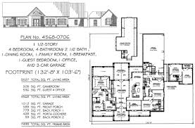 1.5 Story, 4 Bedroom, 4 Bathroom, 2.5 Bath, 1 Breakfest , 1 Dining Room, 1  Family Room, 1 Study, 1 Guest Bed Room, 1 Office, And 3 Car Garage   4568  SQ Feet ...