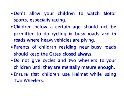 road safety highway safety tips for parents and teachers how to pr  5