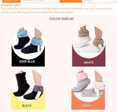 Mntrerm <b>new Soft</b> Plush Home Slippers Flannel Sole <b>Indoor</b> Fleece ...