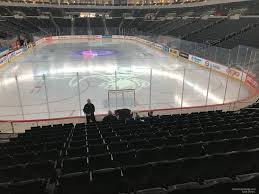 Bell Mts Centre Seating Chart Bell Mts Place Section 112 Winnipeg Jets Rateyourseats Com