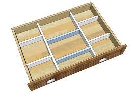 step 4 instructions small drawer organizer wood 3 organizers