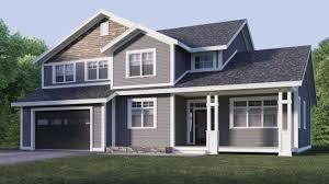 Grey Exterior House Paint Colors