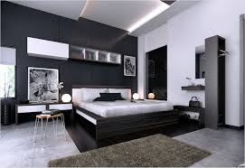 Modern Bedroom Designs For Guys Captivating Cool Teenage Rooms For Guys With Brown Brick Wall