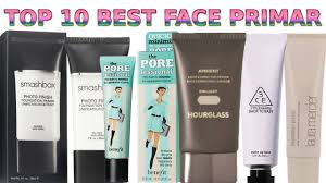 top 10 best face primers for oily bination skin