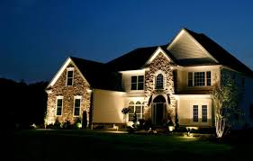 outdoor house lights