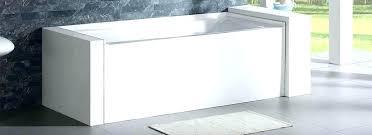 alcove tubs soaking tub kohler underscore wall