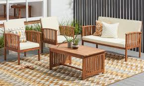 the best wood for furniture. Best Outdoor Furniture For Your Deck The Wood C