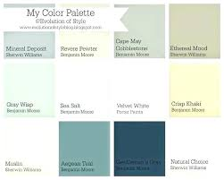 Home Depot Paint Color Chart Thefirstsite Info