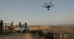 satellites mathematics and drones take down poachers in africa being smart about deploying technology