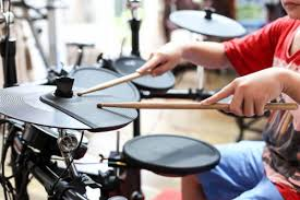 acoustic vs electronic drums 6 things