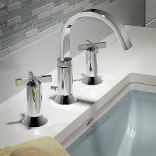 Cross Handle Bathroom Faucet American Standard 7430821002 Berwick 2 Cross Handle Widespread