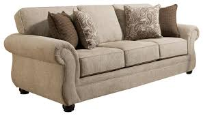 simmons upholstery. simmons upholstery camden parchment sofa traditional-sofas