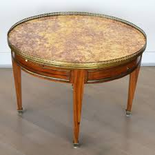 round marble top side table century round marble top coffee table with brass gallery marble top side table nz