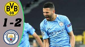 Dortmund vs Manchester City 1-2 Extended Highlights & All Goals 2021 HD -  YouTube