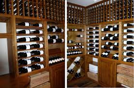 Coastal Custom Cellars Builds Wine Cellar Lompoc California Gallery With Display  Ideas Pictures Sea Smoke Wine
