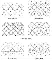 Best 25+ DIY quilting templates ideas on Pinterest | Flower ... & quilting patterns that inspire tile designs Adamdwight.com