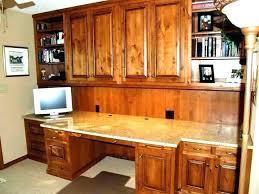 cherry custom home office desk. Contemporary Cherry Custom Built Desks Home Office In  Cabinets   With Cherry Custom Home Office Desk H