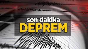 Az önce deprem mi oldu? Kandilli - AFAD son depremler listesi sorgula -  Haberler Milliyet