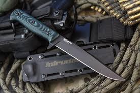 Тактические ножи > <b>Тактический нож Intruder</b> D2 Black Titanium ...
