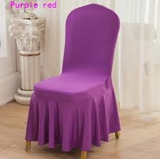 lycra spandex dining chair cover skirt cover for wedding party banquet hotel decoration chair cover dhl fabric chair covers for dining room chairs dining