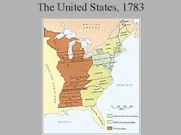 Image result for the United States 1783