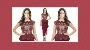 indian designer wedding gowns 2017 indo western party wear gowns designs for las designersandyou you