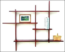 wall mounted wooden shelves wall mounted display shelves wall hanging wooden shelves contemporary wood grid com within 2 wall mounted wall mounted display