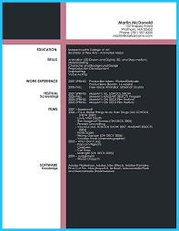 Artist Resume Format Artist Resume Format It Resume Cover Letter