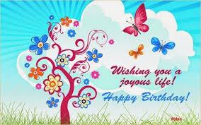 Free Greeting Cards Birthday Free Birthday Ecard Happy Birthday