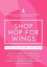 Hop Design Shop Shop Hop For Wings
