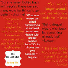 quotes from the joy luck club by amy tan click to the book  quotes from the joy luck club by amy tan click to the book review