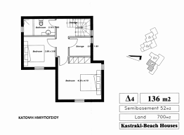floor plan of a one story house. One Story House Floor Plans Unique 1 Design Lovely Single Plan Of A