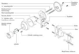 door lock parts car door parts door locks latch parts entry door lock parts diagram door door lock parts
