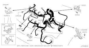 2012 nissan juke oem parts nissan usa estore wiring 240 egi harness