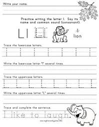 Free preschool phonics worksheet on beginning sounds for letters k as well Letter D Alphabet Activities at EnchantedLearning further Letter L Worksheets For Preschool Free Worksheets Library further Ending Consonant Sound Worksheets also 64 best Worksheets images on Pinterest   DIY  Behavior rewards and besides Letter L Worksheets Learning The Letter L Worksheet Letter L additionally  likewise Beginning sounds worksheets for preschool and kindergarten kids as well Learning Letter Sounds as well Consonant Sounds  L Blends   Worksheet   Education likewise The Letter L is for Lion   MyTeachingStation. on sound l worksheet preschool