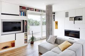 space saving living room furniture. simple and neat furniture for interior decoration with various space saving bookshelf interesting living room