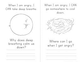 Anger Management Coloring Pages Picture Online Pdf Altrementiinfo