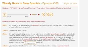10 Websites To Learn Spanish And Improve Your Skills Polyglot S Diary